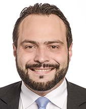 headshot of Fabio Massimo CASTALDO