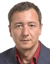headshot of Dario TAMBURRANO