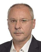 headshot of Sergei STANISHEV
