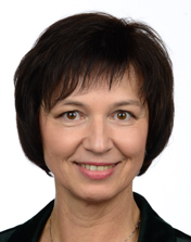 headshot of Ulrike MÜLLER