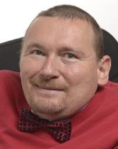 headshot of Marek PLURA