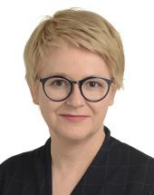 headshot of Agnieszka KOZŁOWSKA-RAJEWICZ
