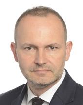 headshot of Krzysztof HETMAN