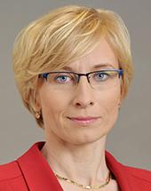 headshot of Beata GOSIEWSKA