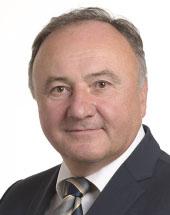 headshot of Pál CSÁKY