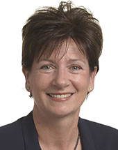headshot of Diane JAMES