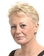 headshot of Jane COLLINS