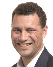 headshot of Steven WOOLFE