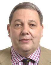 headshot of David COBURN