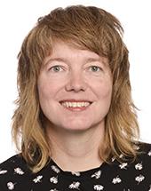 headshot of Malin BJÖRK
