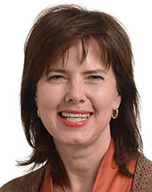 headshot of Cora van NIEUWENHUIZEN