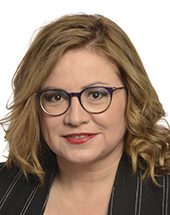 headshot of Maria SPYRAKI