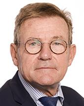 headshot of Johan VAN OVERTVELDT