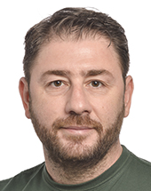 headshot of Nikos ANDROULAKIS
