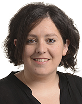 headshot of Estefanía TORRES MARTÍNEZ