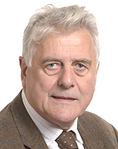 headshot of James NICHOLSON