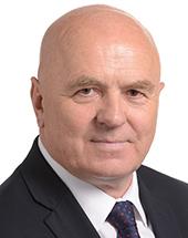 headshot of Edward CZESAK