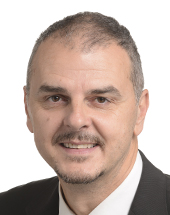 headshot of Jasenko SELIMOVIC