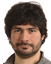 headshot of João PIMENTA LOPES