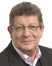 headshot of Gérard DEPREZ