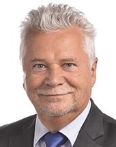 headshot of Dieter-Lebrecht KOCH