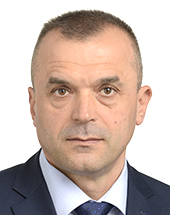 headshot of Ivica TOLIĆ