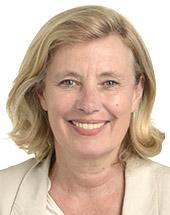 headshot of Patricia LALONDE