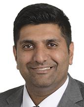 headshot of Wajid KHAN