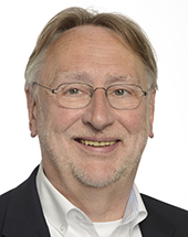 headshot of Bernd LANGE