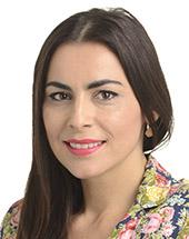 headshot of Maria Gabriela ZOANĂ