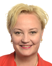 headshot of Elsi KATAINEN