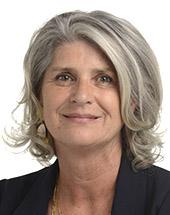 headshot of Karine GLOANEC MAURIN