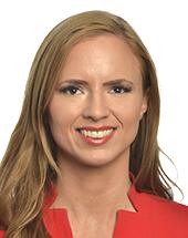headshot of Sara SKYTTEDAL