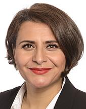 headshot of Abir AL-SAHLANI