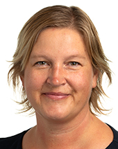 headshot of Karin KARLSBRO