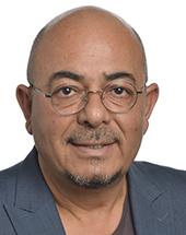 headshot of Niyazi KIZILYÜREK