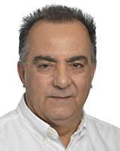 headshot of Giorgos GEORGIOU