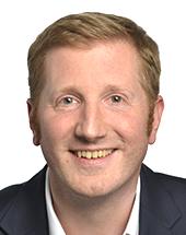 headshot of Jan-Christoph OETJEN