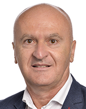 headshot of Predrag Fred MATIĆ