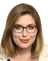 headshot of Svenja HAHN