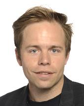 headshot of Rasmus ANDRESEN