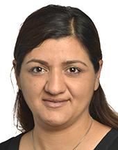 headshot of Özlem DEMIREL
