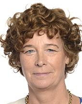 headshot of Petra DE SUTTER