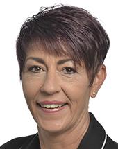 headshot of Christine ANDERSON