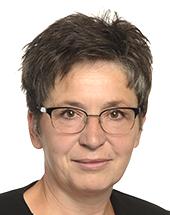 headshot of Sylvia LIMMER