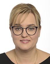 headshot of Magdalena ADAMOWICZ