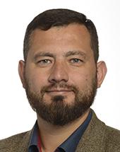 headshot of Marek Paweł BALT