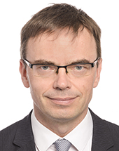 headshot of Sven MIKSER