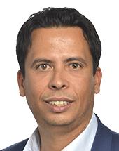 headshot of Mounir SATOURI