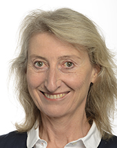headshot of Catherine CHABAUD